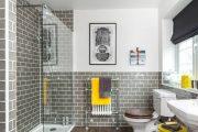 Фото 2 Дизайн туалетов маленьких размеров: 80 компактных и функциональных вариантов интерьера