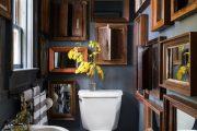 Фото 3 Дизайн туалетов маленьких размеров: 80 компактных и функциональных вариантов интерьера
