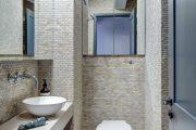 Фото 7 Дизайн туалетов маленьких размеров: 80 компактных и функциональных вариантов интерьера