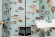 Фото 9 Дизайн туалетов маленьких размеров: 80 компактных и функциональных вариантов интерьера