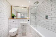 Фото 20 Дизайн туалетов маленьких размеров: 80 компактных и функциональных вариантов интерьера