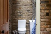 Фото 24 Дизайн туалетов маленьких размеров: 80 компактных и функциональных вариантов интерьера