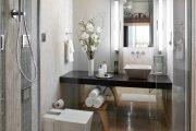 Фото 40 Дизайн туалетов маленьких размеров: 80 компактных и функциональных вариантов интерьера
