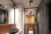 Фото 42 Дизайн туалетов маленьких размеров: 80 компактных и функциональных вариантов интерьера