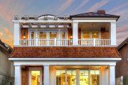 Фото 7 Дома из пеноблоков с мансардой: особенности возведения и 80 наиболее функциональных и практичных вариантов