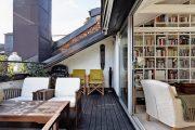 Фото 4 Дома из пеноблоков с мансардой: особенности возведения и 60+ наиболее функциональных и практичных вариантов
