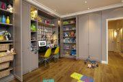 Фото 7 Детская мебель для двоих детей: советы по выбору и 80+ удобных и эстетичных решений для детской комнаты