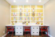 Фото 5 Детская мебель для двоих детей: советы по выбору и 80+ удобных и эстетичных решений для детской комнаты