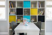 Фото 9 Детская мебель для двоих детей: советы по выбору и 80+ удобных и эстетичных решений для детской комнаты