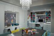 Фото 12 Детская мебель для двоих детей: советы по выбору и 80+ удобных и эстетичных решений для детской комнаты