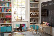 Фото 13 Детская мебель для двоих детей: советы по выбору и 80+ удобных и эстетичных решений для детской комнаты