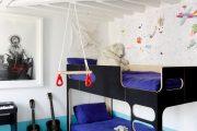 Фото 19 Детская мебель для двоих детей: советы по выбору и 80+ удобных и эстетичных решений для детской комнаты