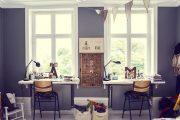 Фото 1 Детская мебель для двоих детей: советы по выбору и 80+ удобных и эстетичных решений для детской комнаты