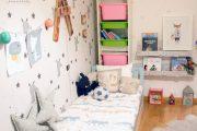 Фото 23 Детская мебель для двоих детей: советы по выбору и 80+ удобных и эстетичных решений для детской комнаты