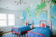 Фото 25 Детская мебель для двоих детей: советы по выбору и 80+ удобных и эстетичных решений для детской комнаты