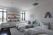Фото 27 Детская мебель для двоих детей: советы по выбору и 80+ удобных и эстетичных решений для детской комнаты