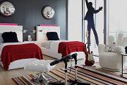Фото 28 Детская мебель для двоих детей: советы по выбору и 80+ удобных и эстетичных решений для детской комнаты