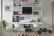 Фото 29 Детская мебель для двоих детей: советы по выбору и 80+ удобных и эстетичных решений для детской комнаты
