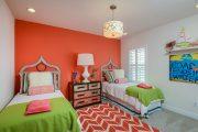 Фото 35 Детская мебель для двоих детей: советы по выбору и 80+ удобных и эстетичных решений для детской комнаты