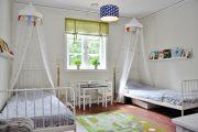 Фото 36 Детская мебель для двоих детей: советы по выбору и 80+ удобных и эстетичных решений для детской комнаты