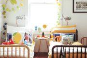 Фото 6 Детская мебель для двоих детей: советы по выбору и 80+ удобных и эстетичных решений для детской комнаты
