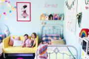 Фото 40 Детская мебель для двоих детей: советы по выбору и 80+ удобных и эстетичных решений для детской комнаты
