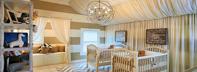 Детская мебель для двоих детей: советы по выбору и 80+ удобных и эстетичных решений для детской комнаты
