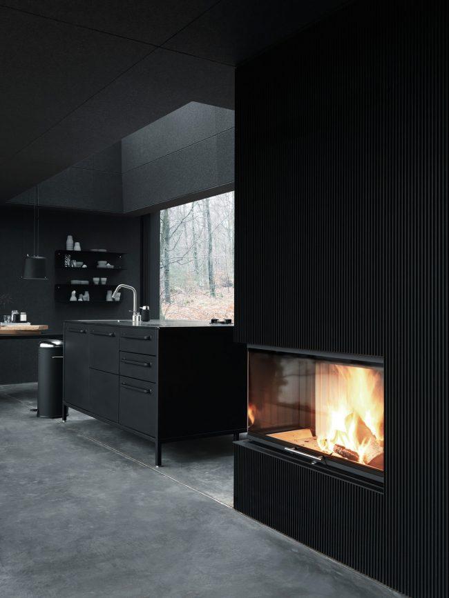 Luxury-вариант дачного домика для всесезонного отдыха от Vipp Shelter
