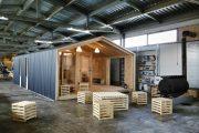 Фото 16 Модульные дома для круглогодичного проживания: технологии строительства и 70 лучших проектов