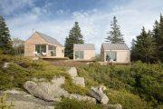 Фото 26 Модульные дома для круглогодичного проживания: технологии строительства и 70 лучших проектов