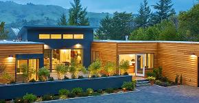 Модульные дома для круглогодичного проживания: технологии строительства и 70 лучших проектов фото