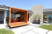 Фото 29 Модульные дома для круглогодичного проживания: технологии строительства и 70 лучших проектов