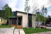 Фото 30 Модульные дома для круглогодичного проживания: технологии строительства и 70 лучших проектов