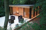 Фото 14 Модульные дома для круглогодичного проживания: технологии строительства и 70 лучших проектов
