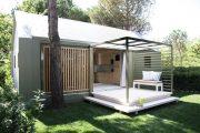 Фото 15 Модульные дома для круглогодичного проживания: технологии строительства и 70 лучших проектов