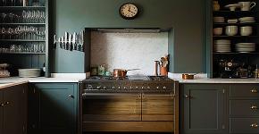 Модульные кухни эконом-класса: 70 бюджетных решений для стильного и функционального окружения фото