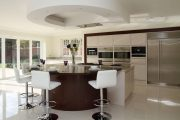 Фото 5 Модульные кухни эконом-класса: 95+ бюджетных решений для стильного и функционального окружения