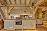 Фото 11 Модульные кухни эконом-класса: 70 бюджетных решений для стильного и функционального окружения