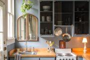 Фото 17 Модульные кухни эконом-класса: 95+ бюджетных решений для стильного и функционального окружения