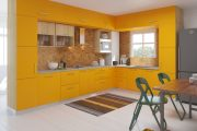 Фото 20 Модульные кухни эконом-класса: 70 бюджетных решений для стильного и функционального окружения