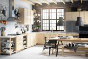 Фото 21 Модульные кухни эконом-класса: 95+ бюджетных решений для стильного и функционального окружения