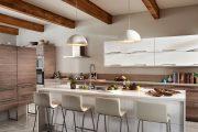 Фото 22 Модульные кухни эконом-класса: 95+ бюджетных решений для стильного и функционального окружения