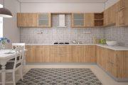 Фото 23 Модульные кухни эконом-класса: 95+ бюджетных решений для стильного и функционального окружения