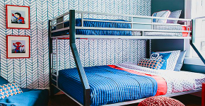 Обои в детскую комнату мальчика: рекомендации по выбору и 70+ ярких идей для вашего ребенка фото