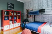 Фото 1 Обои в детскую комнату мальчика: 75+ ярких идей для интерьера и советы психолога по выбору цвета