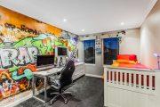 Фото 9 Обои в детскую комнату мальчика: 75+ ярких идей для интерьера и советы психолога по выбору цвета
