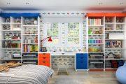 Фото 11 Обои в детскую комнату мальчика: 75+ ярких идей для интерьера и советы психолога по выбору цвета