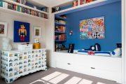 Фото 12 Обои в детскую комнату мальчика: 75+ ярких идей для интерьера и советы психолога по выбору цвета