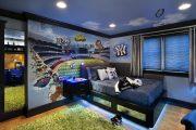 Фото 14 Обои в детскую комнату мальчика: рекомендации по выбору и 70+ ярких идей для вашего ребенка