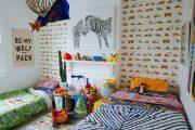 Фото 22 Обои в детскую комнату мальчика: рекомендации по выбору и 70+ ярких идей для вашего ребенка